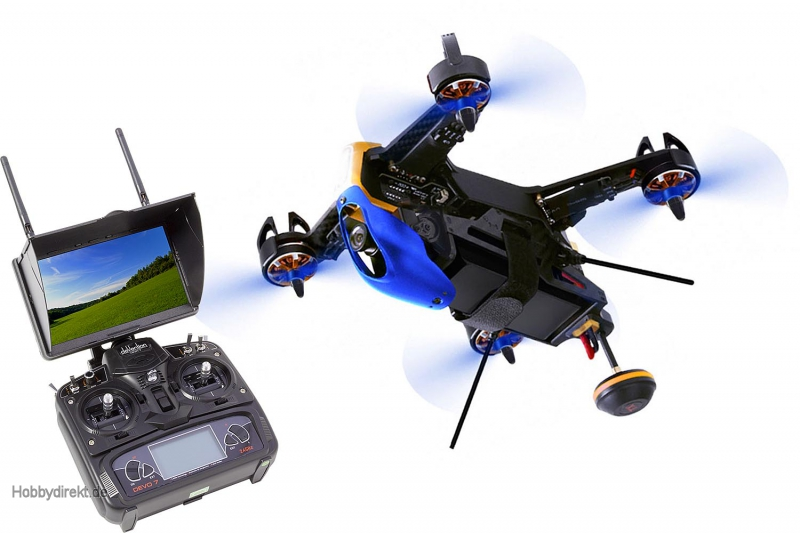 walkera fpv racing quadrocopter f210 3d rtf fpv drohne. Black Bedroom Furniture Sets. Home Design Ideas