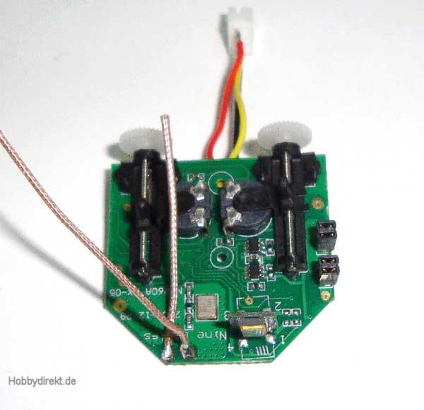 2&9 Elektronikbaustein 5-1 Krick 18114