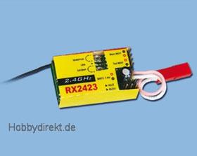 1&21 Empfänger 4in1 2,4 GHz Krick 18337
