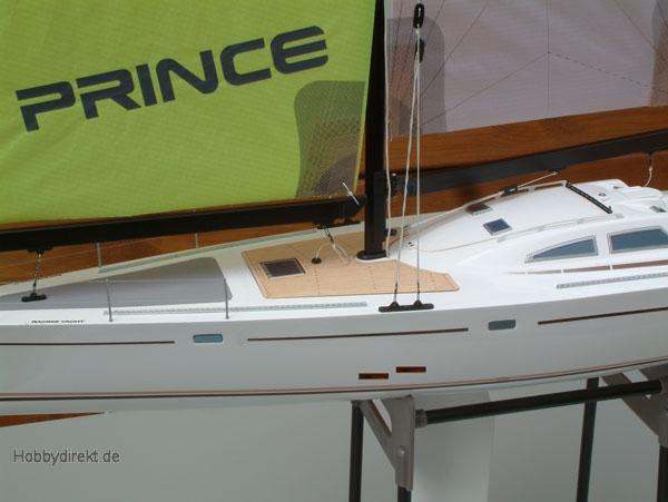B-Ware Prince 900 Hybrid RTR Scale Segelyacht Krick 26105 defekt