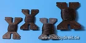 Takelgarn 1,00 mm schwarz 10 m Krick 61894