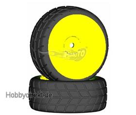 Reifen auf Felge Onroad (2) Krick 652117