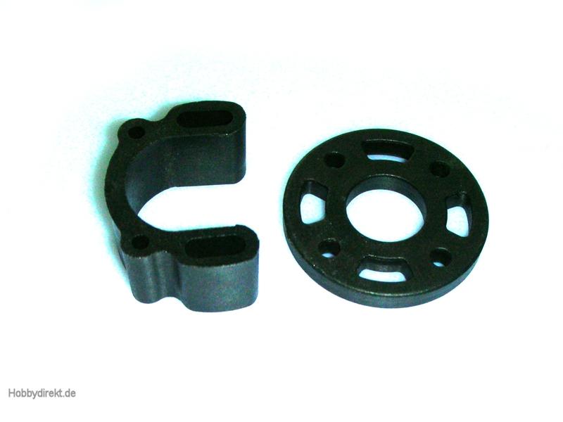 Motorhalter Set MX400 Krick 655842