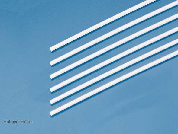 Bowdenzugrohr  1m weiß Außen-Ø 2mm (VE10) Krick 70404