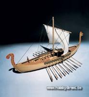 Bauplan Wikingerschiff Krick 800915