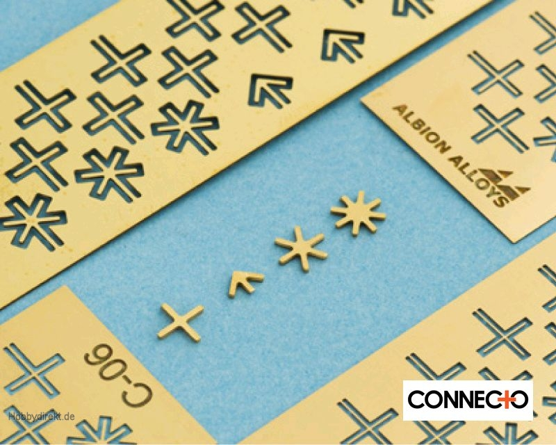 Connecto Crosses 1,2 mm  PG F Krick AAC12