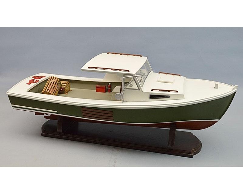 Winter Harbor Lobster-Boot 1: Krick ds1274