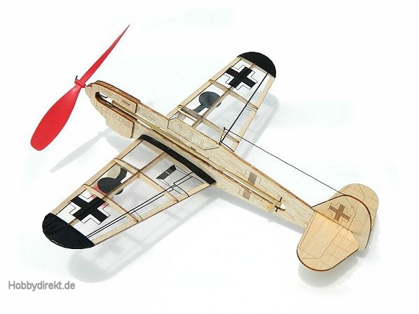 German Fighter Guillows Mini Krick gu4501