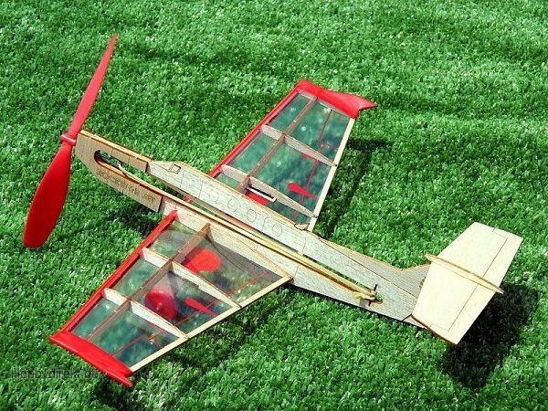 Rockstar Jet  Guillows Minim Krick gu4504