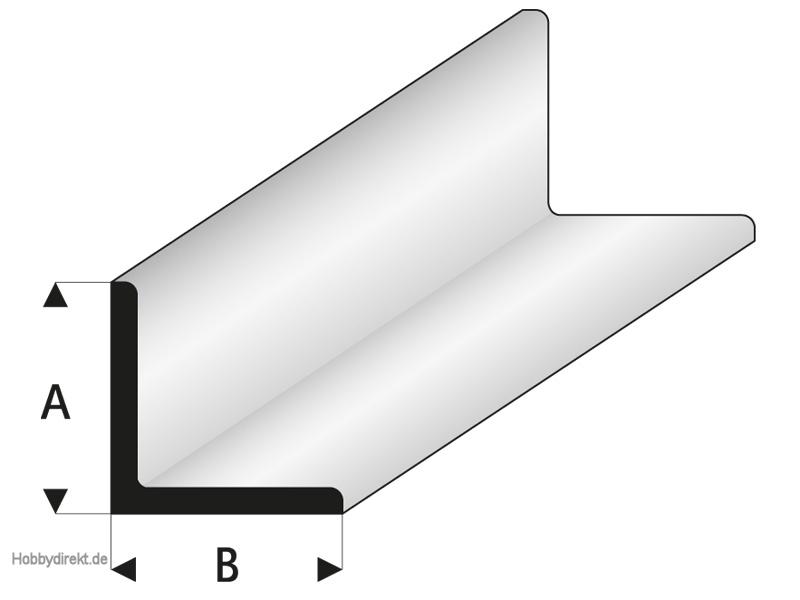 ASA Winkelprofil 3,5x3,5x1000 mm Krick rb416-55