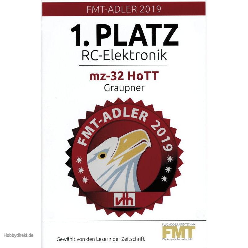 Sender einzeln mz-32HoTT 32-Kanal Graupner S1024.77