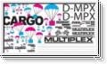 Dekorbogen Cargo Multiplex 724123