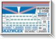 Dekor-Satz SONIC-liner Multiplex 724192