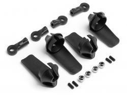 Stossdämpfer-Schutz Set (Apache/D8) HPI 107446