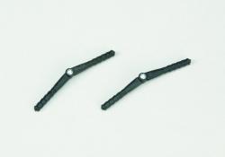 Stiftscharniere, Durchmesser 3,0 (P10) Graupner 128.30