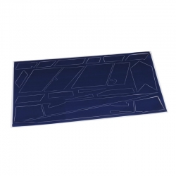 Decal sheet 2  for HoTTrigger Comp. Graupner 13400.C.142