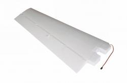 Fertigtragflächenhälfte links mit Servoz WP HoTTrigger1400S Graupner 13400.SD.301