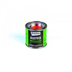 Alkyfix-Emaillel.  rot  100ml Graupner 1470.2