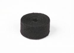 Klettband schwarz 1000mm Graupner 1587.1.B