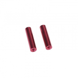 Satz Aluminiumpfosten 20 mm Graupner 16540.20