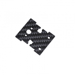 Xcell 220 FPV-SenderChassisplatte Graupner 16560.5