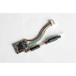 FPV Sender Raceband5,8 GHz 25 mW Graupner 16570.123