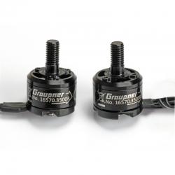 ULTRA PRO 1306 3500KV BL Motor rechtsgew(2 Stück) Graupner 16570.3500R