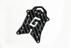 Obere Platte Kohlefaser mit Graupner G Graupner 16572.12