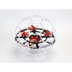 SWEEPER Set RTF Droneball white Graupner 16580.RTF