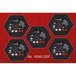 Sweeper Squad Pack Graupner 16580.SSP