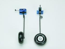 Zweibein-Einziehfahrwerk mechanisch Graupner 181