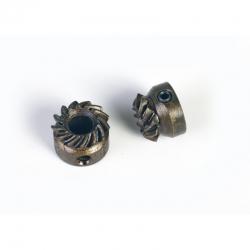 Kegelradsatz Stahl schrägv. Graupner 1992.3
