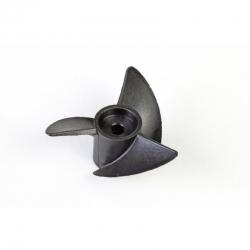 Hydropropeller Ø 40mm 3 Blatt rechts Graupner 1993.1