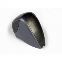 Haube grau/schwarz Teilesatz lose Graupner 1996.6