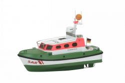 WP JOHANN FIDI, Tochterboot zu B. GRUBEN Graupner 2027.100V2