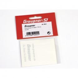Dekorbogen Graupner 2141.14