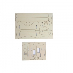 Fräsplatten M,N,OEISWETTE Graupner 2157.11