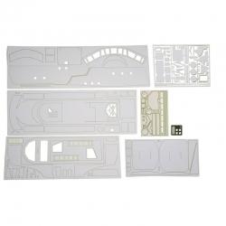 Fräsplatten A,B,C,E,G,H,P EISWETTE Graupner 2157.1