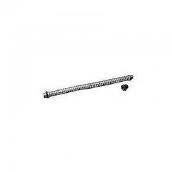 Flexibler Anschlusskrümmer 120mm Graupner 2257.120