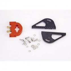 Motorträger für Brushlessm. verstellbar Graupner 2396.1