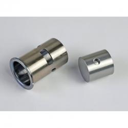 Zylinder und Kolbeneingeschliffen Graupner 2747.10