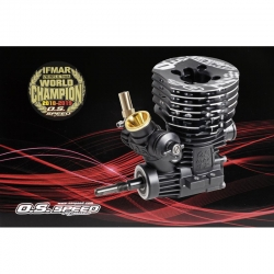 OS SPEED T1203 engine Graupner 2826