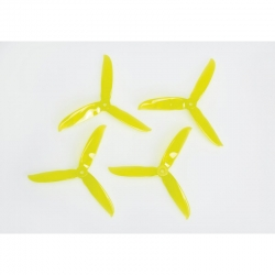 Propeller DAL T5249CCycl. 3-Bl.  fluo gn Graupner 2952.5.2X4.9