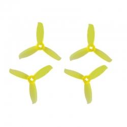 Prop.Gemfan Windancer 3028-3 klar gelb Graupner 2955.3X2.8