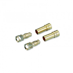 G3,5-Buchsen vergoldet (2 Stück) Graupner 2969