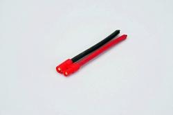 G3,5 Regleranschlusskabel(Stecker)4,0qmm75 mm Graupner 2970.40