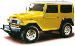 1:10 RC Toyota Land Cruiser 40 CC-01 Tamiya 58445 300058445