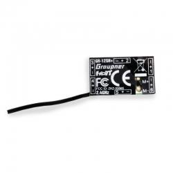 Empfänger GR-12SH+ HoTT 2.4 GHz 6 Kanal Graupner 33565