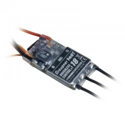 Regler BRUSHLESS CONTROL + T 18 XT-60 Graupner 33718.XT60