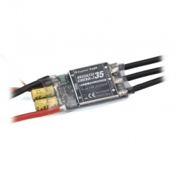Regler BRUSHLESS CONTROL + T 35 XT-60 Graupner 33735.XT60